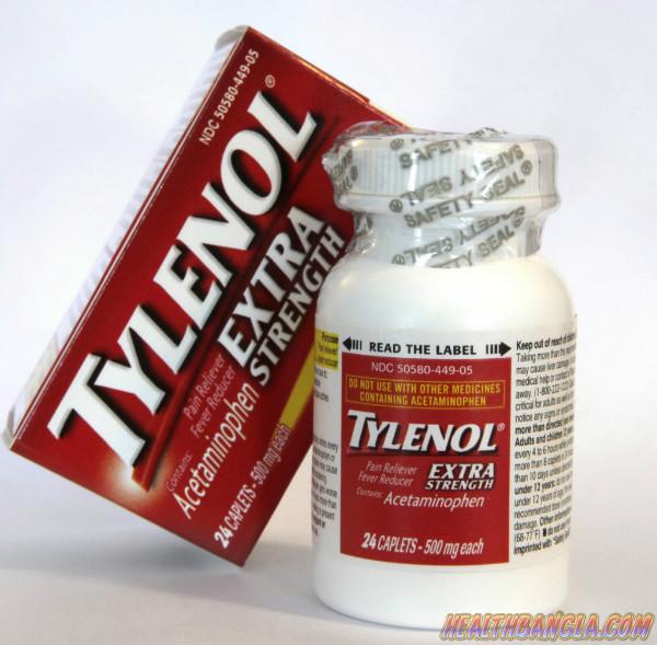 Tylinol Tablet