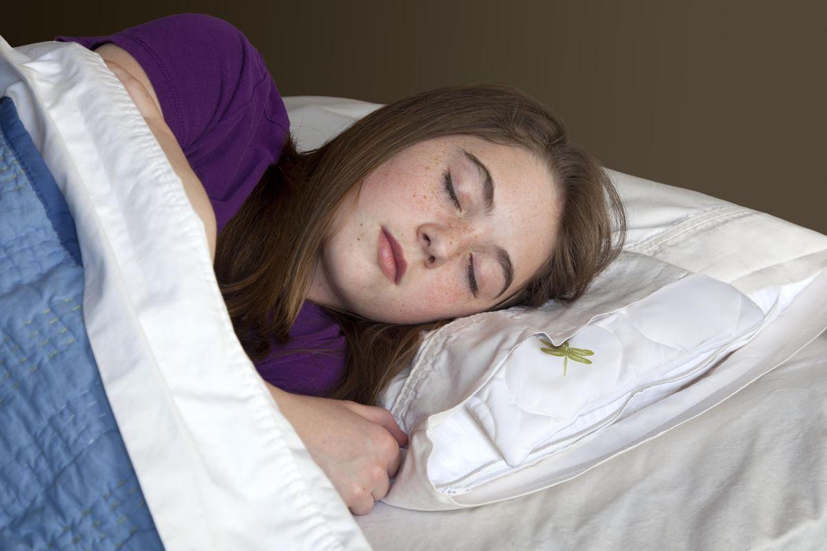 Ovarian Cyst Teenage Girl